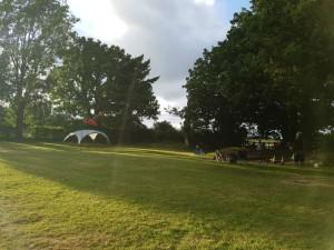 St Albans Woodcraft group campsite